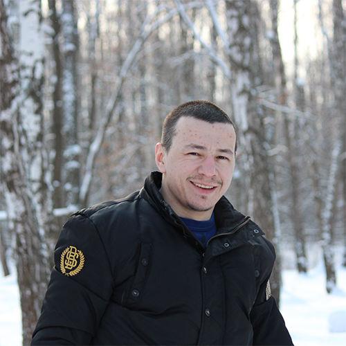Поршин Дмитрий